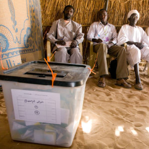 """Presidential Elections"" (CC BY-NC-ND 2.0) by UNAMID Photo"